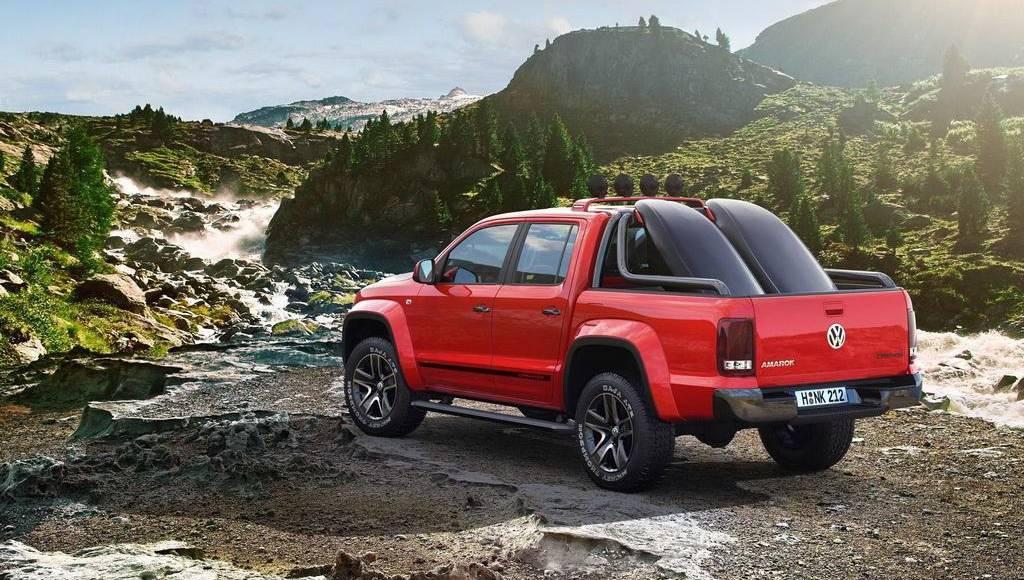 Volkswagen Amarok Canyon Concept