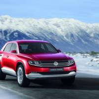 Volkswagen Cross Coupe TDI Plug-in Hybrid Concept Preview