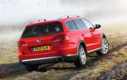 Volkswagen Passat Alltrack UK Price