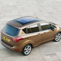 2012 Ford B-Max MPV - New Photos and Video