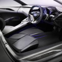 Infiniti Emerg-E Concept - Photos and Details
