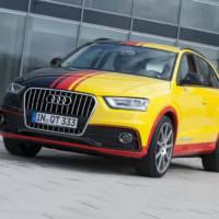 MTM Audi Q3 and Volkswagen T5