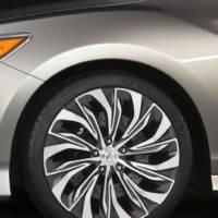 2013 Acura RLX Concept: 2012 NY Auto Show