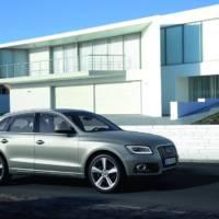 2013 Audi Q5 Facelift - Official Details and Photos