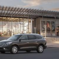 2013 Buick Enclave Facelift