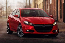 2013 Dodge Dart Priced from 15995 USD