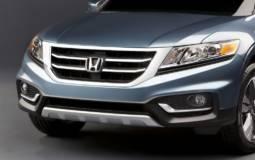 2013 Honda Crosstour Concept Presented in New York