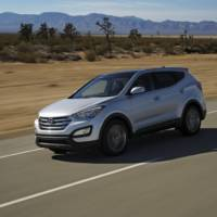 2013 Hyundai Santa Fe and Santa Fe Sport