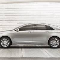 2013 Lincoln MKZ Unveiled