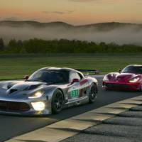 2013 SRT Viper GTS-R Set for Return to American Le Mans Series