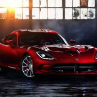 2013 SRT Viper Unveiled in New York