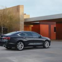 2014 Chevrolet Impala Unveiled in New York