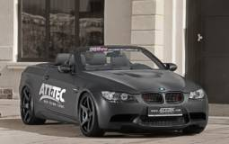 ATT-TEC BMW M3 Convertible with 520 HP