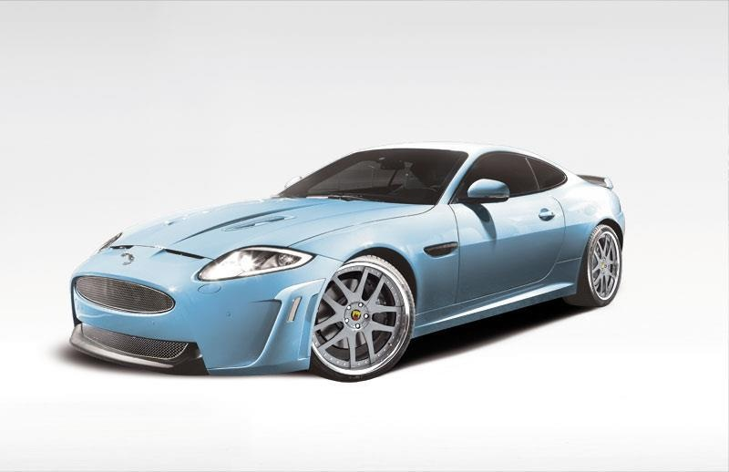 Arden Jaguar XKR-S Announced