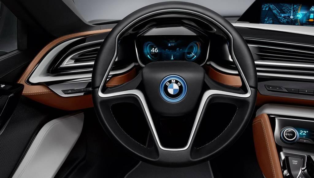 BMW i8 Concept Spyder: 2012 Beijing Preview