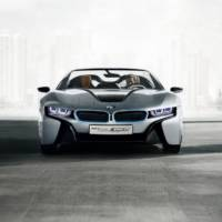 BMW i8 Concept Spyder: 2012 Beijing Preview
