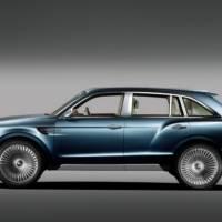 Bentley EXP 9 F Powertrain Details