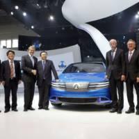 Denza EV Concept Unveiled in Beijing