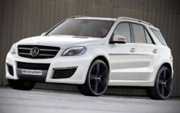 Kicherer 2012 Mercedes ML