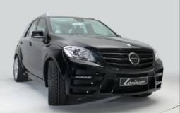Lorinser 2012 Mercedes ML Announced