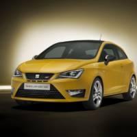 Seat Ibiza Cupra Concept Previews Facelifted Model