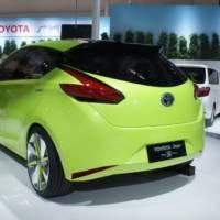 Toyota Dear Qin Sedan and Hatchback Concept: Beijing 2012