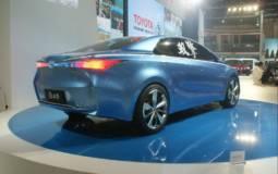 Toyota Yundong Shuangqing Hybrid Concept