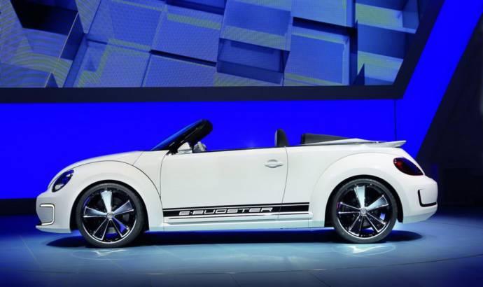 Volkswagen E-Bugster Speedster Concept Revealed