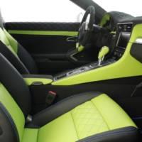 speedART SP91-R 2012 Porsche Carrera S