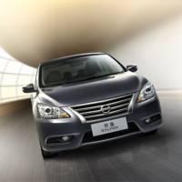 2013 Nissan Sentra Previewed in Beijing