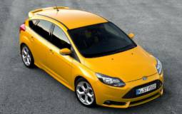 2012 Ford Focus ST Price for UK