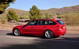 2013 BMW 3 Series Touring / Sports Wagon Unveiled