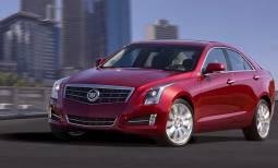 2013 Cadillac ATS Price