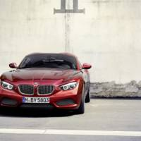 BMW Z4 Zagato Coupe - Photos and Details