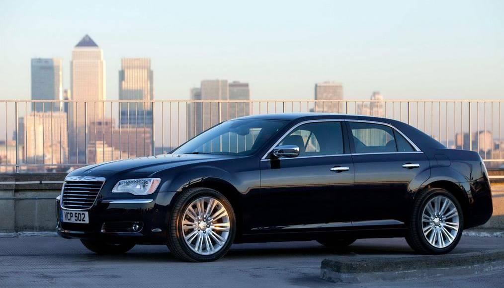 Chrysler 300C UK Pricing