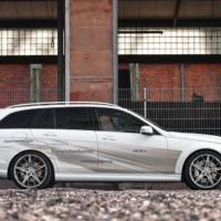Mercedes C63 AMG Estate by Edo Competition