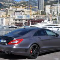 Mercedes CLS 63 AMG by German Special Customs