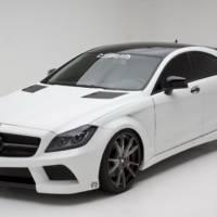 Mercedes CLS by Misha Designs