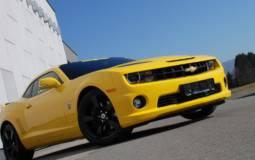O.CT Chevrolet Camaro Transformer Edition with 630 HP