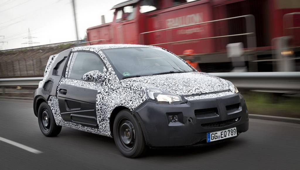 Opel / Vauxhall Adam Confirmed