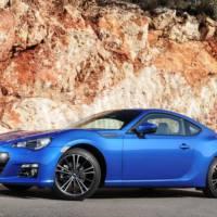 Subaru BRZ Price for UK