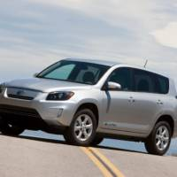 Toyota RAV4 EV Price