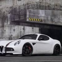 Wheelsandmore Tunes Alfa Romeo 8C Competizione