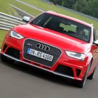 2012 Audi RS4 Avant UK Price