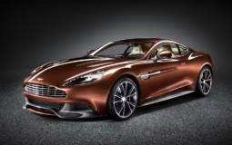 2013 Aston Martin Vanquish Unveiled