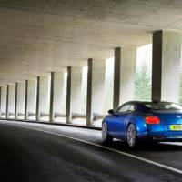 2013 Bentley Continental GT Speed Revealed