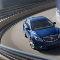 2013 Buick Verano Turbo with 250 HP