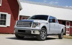 2013 Ford F-150 Unveiled with Minor Updates