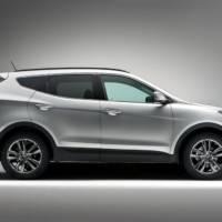 2013 Hyundai Santa Fe UK Price