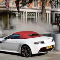 2013 Aston Martin V12 Vantage Roadster Revealed